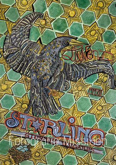 Starling. Naar John Starling, de country zanger